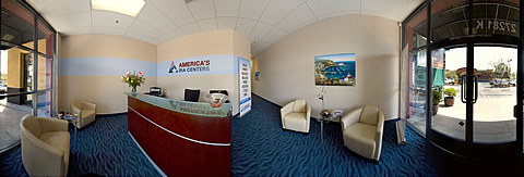 America's IRA Centers - Reception Area